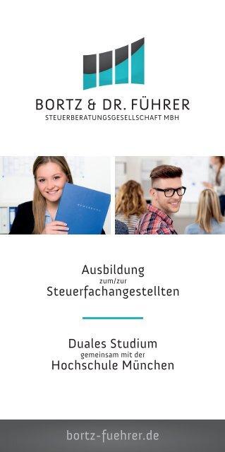Ausbildung bei der Kanzlei Bortz-Dr. Führer