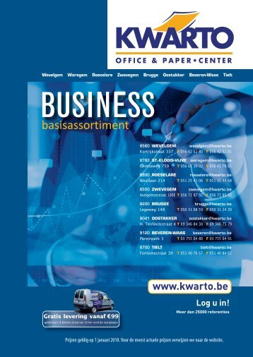 Kwarto business folder