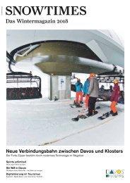 Snowtimes 2018 Davos