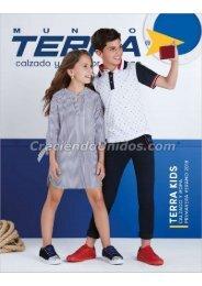 #617 Catalogo Mundo TERRA Kids Ropa y Calzado para Ninos