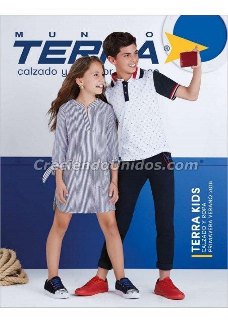 025efd192 #617 Catalogo Mundo TERRA Kids Ropa y Calzado para Ninos