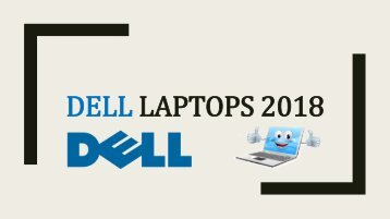 A Small Review of Dell Laptops | Dell Support Number @+1-855-635-8524 (USA, Canada)