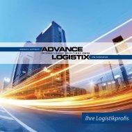 Image Broschüre Advance Logistix GmbH