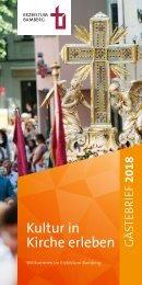 Gästebrief2018 Erzbistum Bamberg