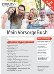 19.04.2017-Mein Vorsorgebuch 16.Aufl