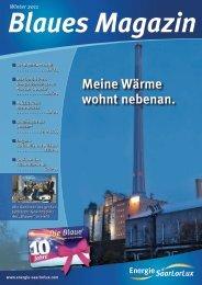 Ausgabe Winter 2011 (15 MB, PDF) - Energie SaarLorLux