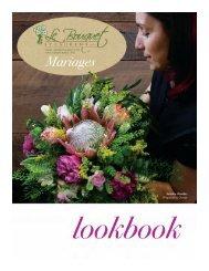 Lookbook de mariages par Montreal fleuriste Le Bouquet St Laurent