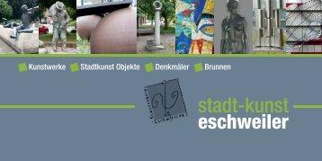 stadt-kunst - Eschweiler Kunstverein