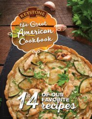 The Great American Cookbook 2018