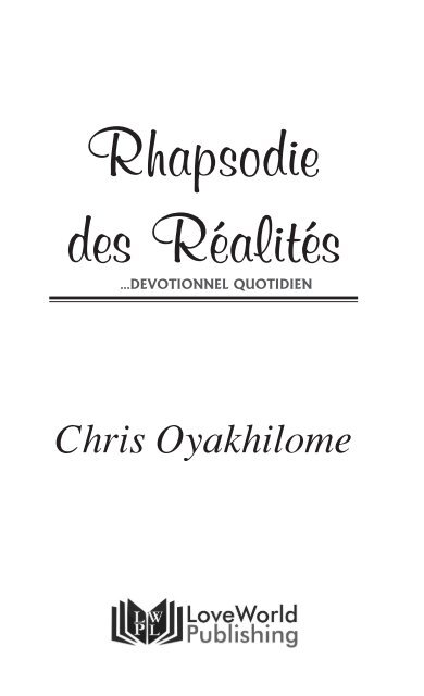 Rhapsody Of Realities Pdf