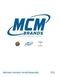MCM Brands 2018