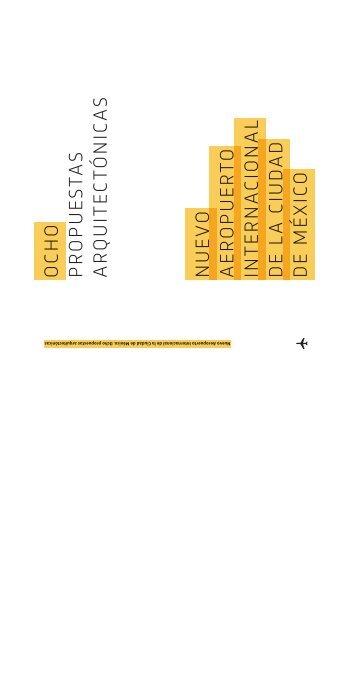 8 Propuestas Arquitectónicas