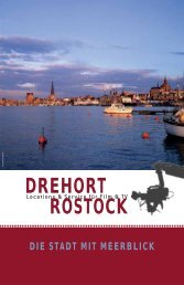 DREHORT ROSTOCK