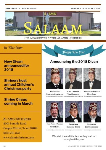 SALAAM JAN - FEB 2018(1)