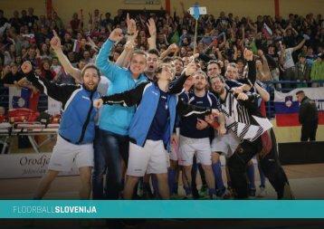 Bilten slovenske floorball reprezentance