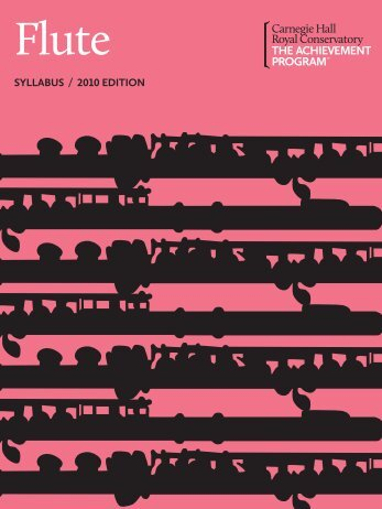 SYLLABUS EDITION - The Achievement Program