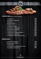 Speisekarte Steakhouse Isselburg - Seite 4