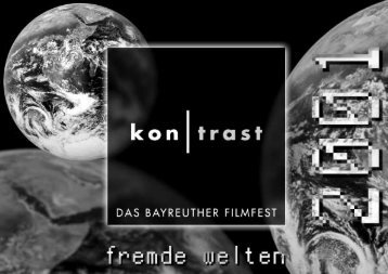 kontrast Filmfest Katalog 2001