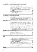 Sony SLT-A57M - SLT-A57M Consignes d'utilisation Polonais - Page 6