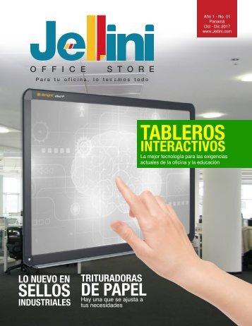 Revista Jellini - Edición 01