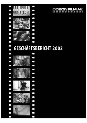 Konzern - Odeon Film AG