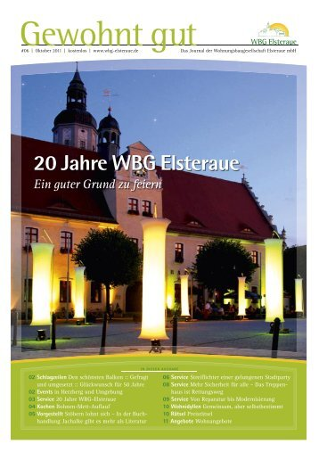 Herzberg - WBG Elsteraue