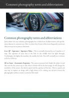 Common photography terms and abbreviations - Page 2