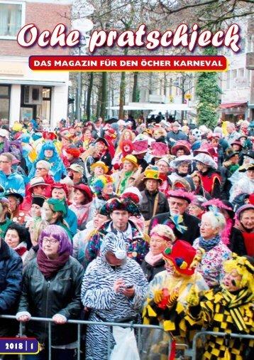 Oche pratschjeck - Karnevalsmagazin _WEB
