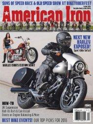 American Iron Magazine December 2017