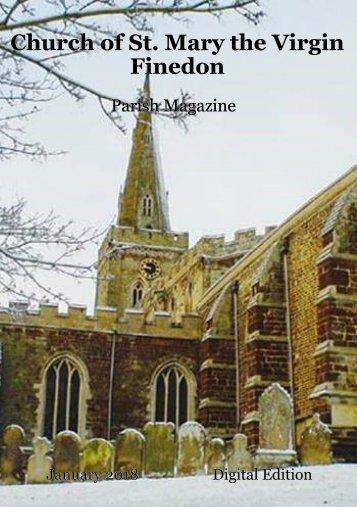 St Mary's January 2018 Magazine