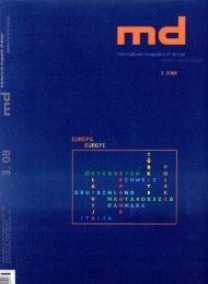 International Magazine of Design - J. & L. Lobmeyr