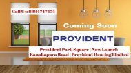 Affordable Prices in Provident Park Square