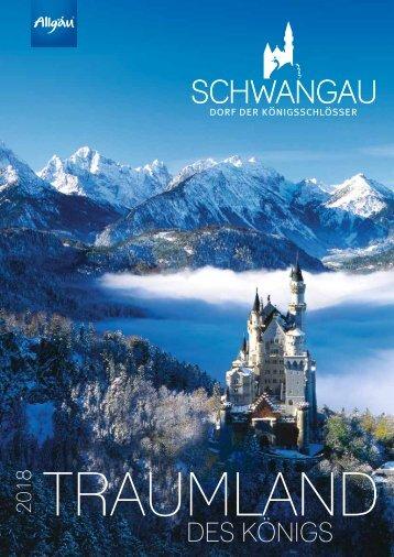 Gastgeberverzeichnis Schwangau 2018