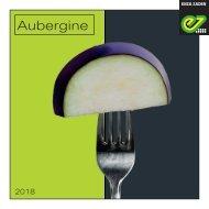 Brochure Aubergine 2018
