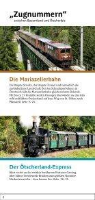 Mostviertel auf Schiene - Rabenstein an der Pielach - Seite 2