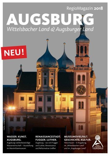 Augsburg Magazin 2018