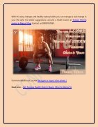 Include these fruits for healthy body - Page 3