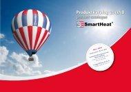SmartHeat Produktkatalog 2017/18
