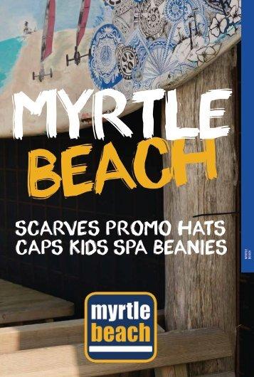 Каталог Myrtle Beach Весна/Лето 2018