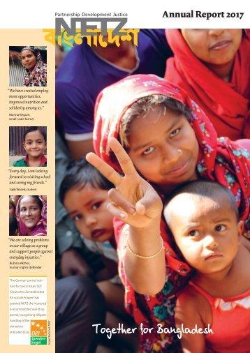 NETZ Bangladesch Annual Report 2017