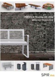 Produktkatalog mekanisk 2018