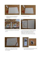 Cereal Box Model Box Instructions - Page 2