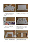 Cereal Box Model Box Instructions - Page 3