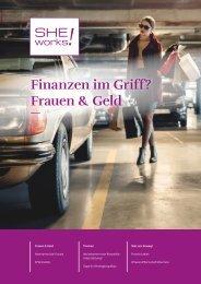 Finanzen im Griff? Frauen und Geld - SHE works! Magazin