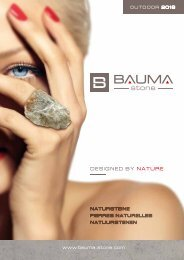 Bauma Stone - Outdoor 2018 - Final