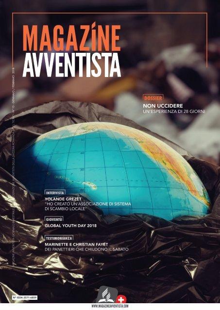Magazine Avventista - Nº 13 - GENNAIO / FEBBRAIO 2018