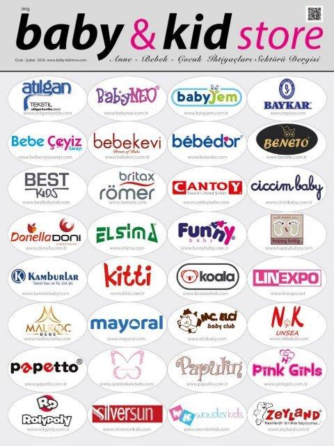 Baby Kid Store Dergisi Ocak Subat 2018 Sayisi