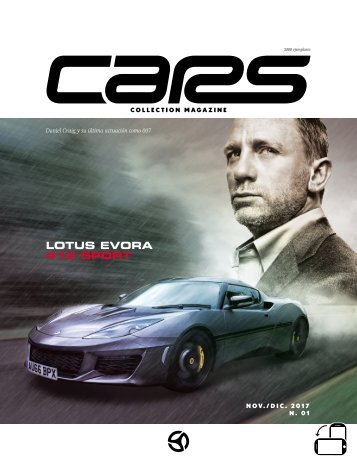 CARS COLLECTION MAGAZINE