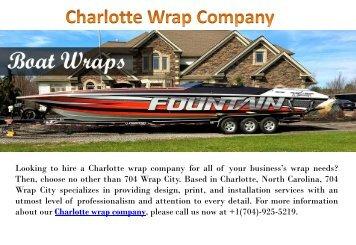 Charlotte Wrap Company