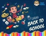 Catálogo Back to School